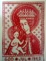 1963年  聖母マリア